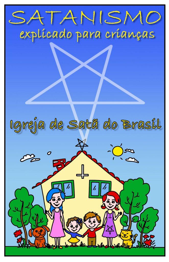 Igreja de Satã prepara curso infantil para contrapor ensino Cristão 2