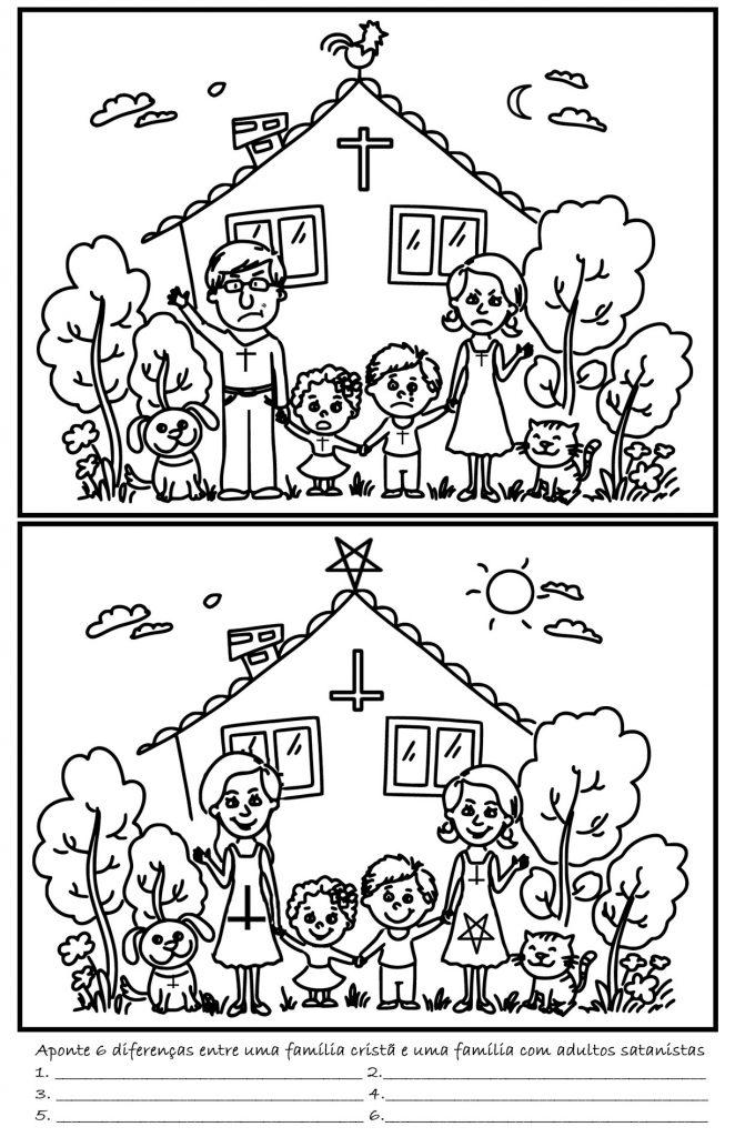 Igreja de Satã prepara curso infantil para contrapor ensino Cristão 1
