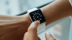 domine a arte de saber o tempo certo: foto de um braço com relógio de pulso
